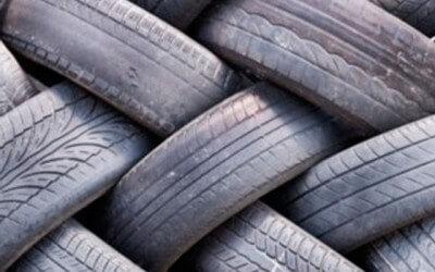 Un nuevo proyecto pretende reutilizar los neumáticos usados para crear nuevos