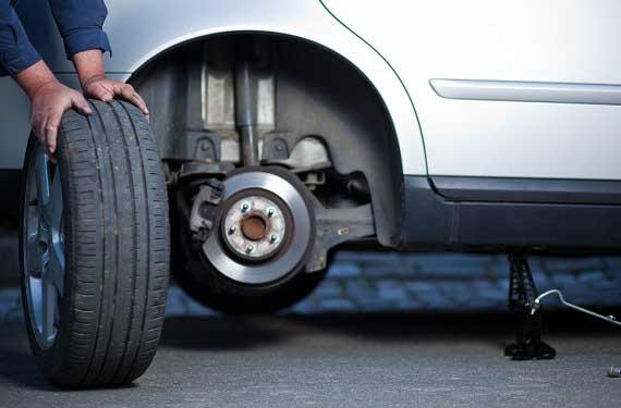 cambio neumáticos tarragona