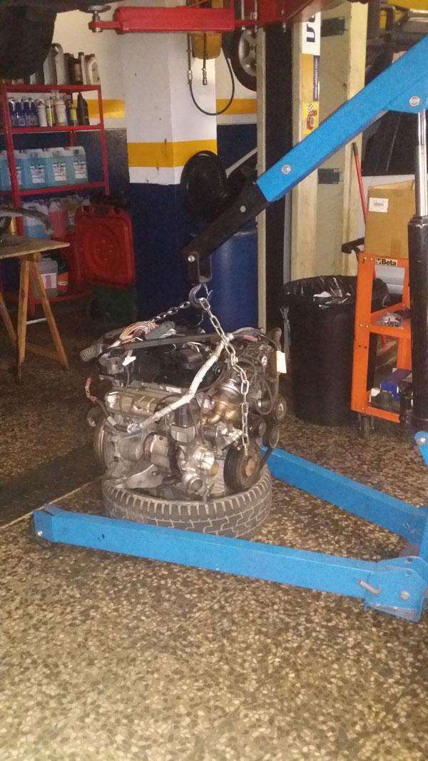 reparación de motor en Tarragona