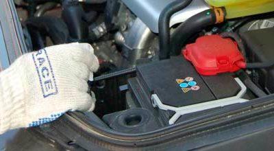 Baterías, mantenimiento y sustitución